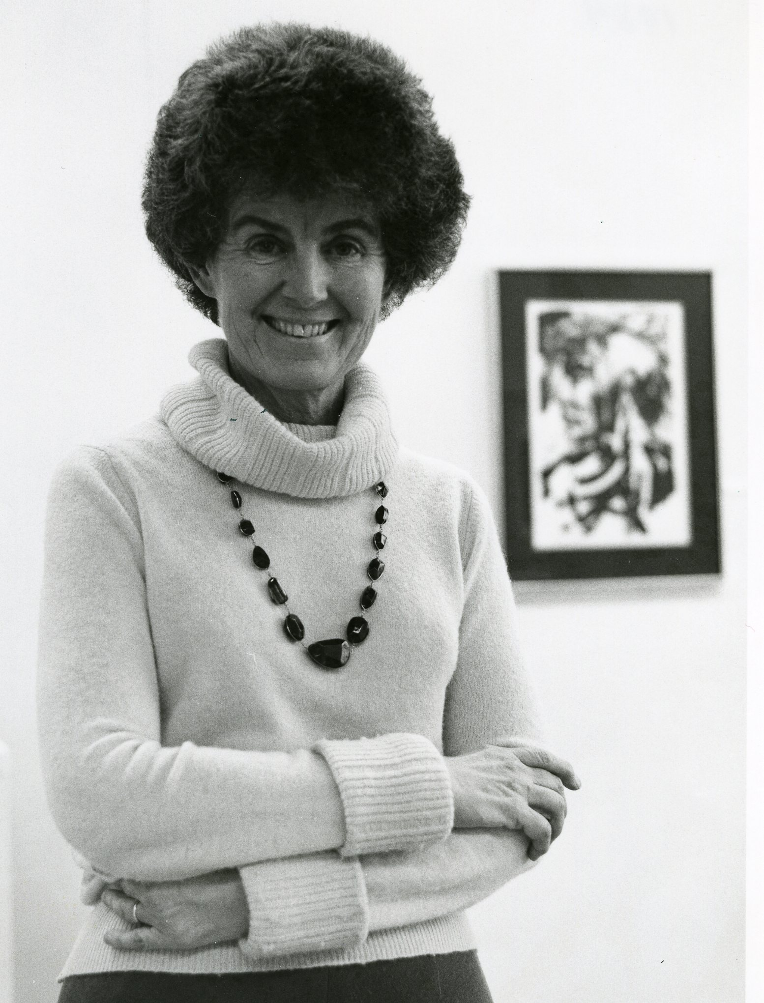 Barbara Glasrud, 1984