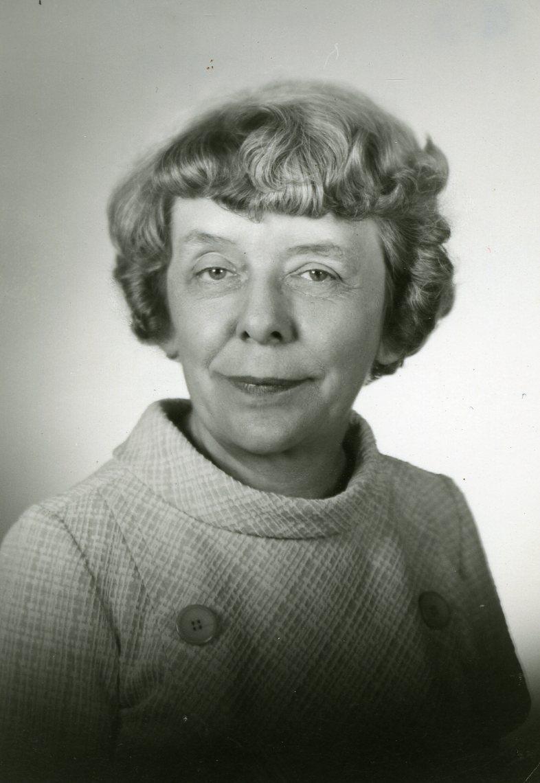 Dorothy Johnson, c. 1970