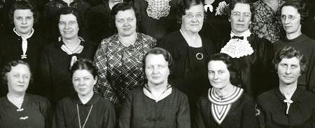 Women's League, 1936